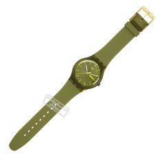 Swatch Olive-Rebel-Strap ASUOG700 - 2010 Fall Winter Collection