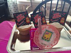 Shopkins birthday cupcakes- diy!