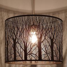 carousel lamp shade