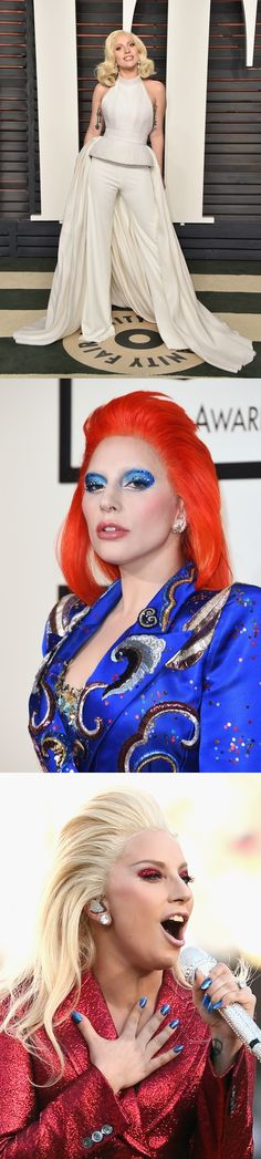 Lady Gaga Style: Lady Gaga's best hairstyles, dresses, outfits and fashion moments.