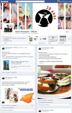 Kirk's - Facebook FanPage