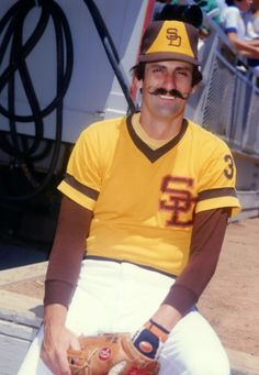 Rollie Fingers - San Diego Padres
