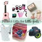 Gift Guide For Little Girls: 3-5 Year Olds. Pinned for later!