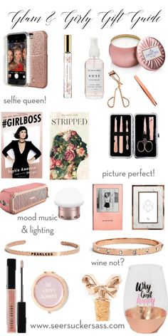 Gifts For Her – How to Really Impress Women on Any Budget – Gift Ideas Anywhere Girly Gifts, All Gifts, Gifts For Teens, Cute Gifts, Teenage Gifts, Christmas Gifts For Friends, Handmade Christmas Gifts, Holiday Gifts, Birthday Gifts For Her