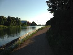 #walking #running Wesel-Datteln-Kanal