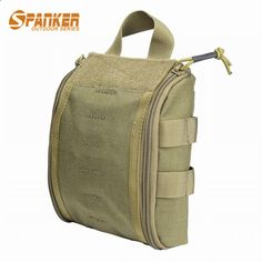 Hunting Molle Emergency Survival Medical Bag First Aid Kit Pouch Sport Travel Tactical Survival Tool Handbag Waist Belt Pack