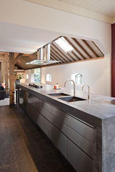 Ornell.nl - Standaard & maatwerk RVS: keukens, sanitair en meubulair