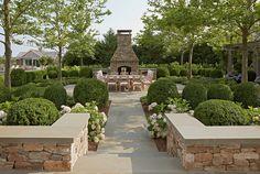 GEORGICA POND: Landscape Design Architect - Edmund Hollander