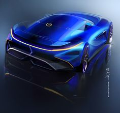 RX7 on Behance