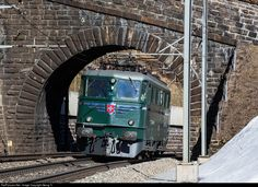 RailPictures.Net Photo: 11411 SBB Historic Ae 6/6 at Airolo, Switzerland by Georg Trüb