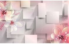 3d Wallpaper Designs For Walls, Designer Wallpaper, Wall Lights, Gift Wrapping, Place Card Holders, Home Decor, Flowers, Beautiful Landscapes, Nice Asses