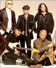 Scorpions - 18/06/2011 -  Hellfest - Clisson (44).