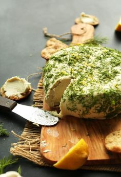 Whether or not you're vegan, these plant based cheeses are a unique addition to your cheeseboard this Christmas. Try pairing with bread, chips or vegetables
