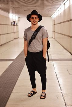 Moda Aprovada - Blog de Moda Masculina: Sandália Masculina em Alta para o Verão 2017