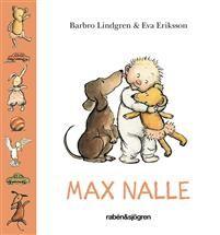 Max nalle, 71 SEK / 7,50 €