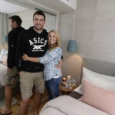 Darren and Deanne | Room Reveal 1 | Guest BedroomThe Block Shop - Channel 9