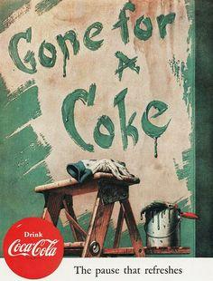 coca-cola 1952