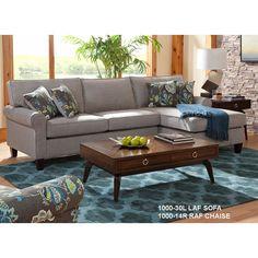 Claredon Sofa Sectional #madeinamerica