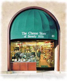 The Cheese Store of Beverly Hills Monthly Cheese and Wine Tastings - Podcast Gallery