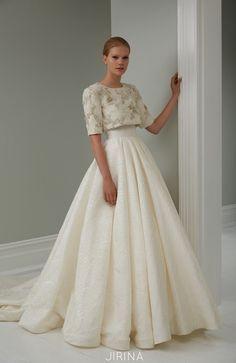 2015 Steven Khalil Wedding Dress Collection - MODwedding