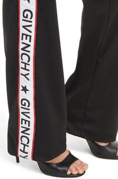 Givenchy Women's Logo Track Pants