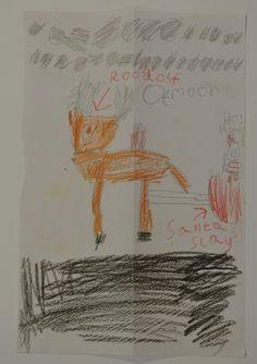 By Flynn  Aged 6