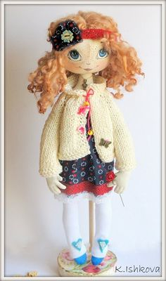 FemaleCreator: The handmade dolls.