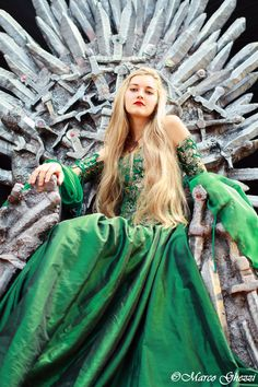 Cersei Lannister Costume Cosplay by BelleDameSansMerci.deviantart.com on @deviantART