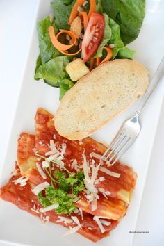 manicotti recipe-dinner ideas   theidearoom.net