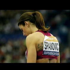 #IVANASPANOVIC #GoldMedal #LongJump #Serbia #justdoit #win #jump7m