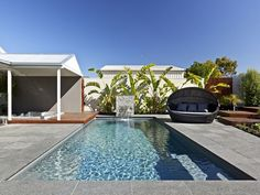 If you are working with the best backyard pool landscaping ideas there are lot of choices. You need to look into your budget for backyard landscaping ideas Backyard Pool Landscaping, Backyard Pool Designs, Swimming Pool Designs, Garden Pool, Swimming Pools, Landscaping Ideas, Easy Garden, Garden Paths, Backyard Ideas