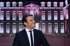 The French presidential election victory makes Emmanuel Macron the youngest leader of France since Napoleon. Photo: AFP
