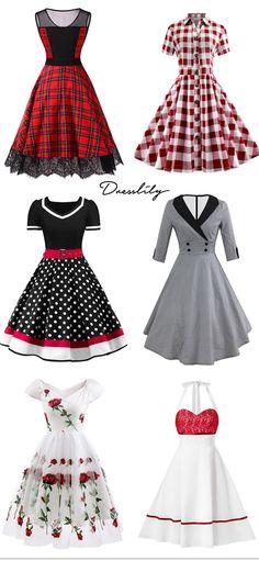 Comment choisir une tenue de nouvel an chic en combinant les valeurs  classiques et les tendances actuelles!  dresslily  femme  robe  printemps 8a9dd1eb29a8
