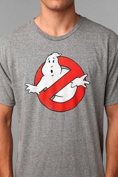 Ghostbusters Logo Tee  #UrbanOutfitters