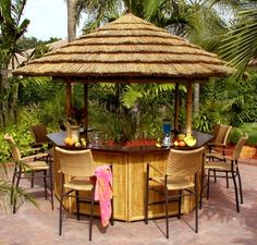 Always loved Tiki Hutch & Palm Trees