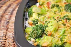 Broccoli Cheese & Rice Casserole by ItsJoelen, via Flickr - Feingold Stage 1