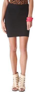 Bcbgmaxazria Simone Knit Skirt on shopstyle.com
