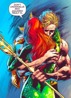 """""""Don't undervalue who Aquaman truly is."""""""