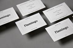Flamingo by Bibliothèque Design — The Brand Identity