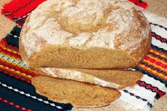 Ржаной хлеб - домашний, вкусный и ароматный