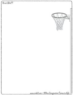 Great Shot! CreKid.com - Creative Drawing Printouts - Spark your child's imagination and creativity. So much more than just a coloring page. Preschool - Pre K - Kindergarten - 1st Grade - 2nd Grade - 3rd Grade. www.crekid.com