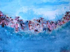 Acrylic paintings by Deedee Alexandre, Welland, ON