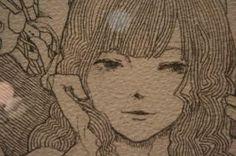 ASCII.jp:ニコニコ超会議、米津玄師akaハチの原画が巧すぎて鳥肌モノ|桂ァ!いま写真何枚ィ!? ニコニコ超会議2012 まとめレポート