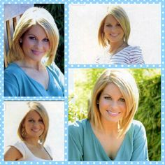 Candace Cameron Bure awesome hair!