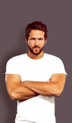 RYAN REYNOLDS. Love this guy. He's my idol. He's funny, handsome, got great style. He has the best sarcasm