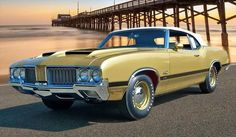Sexy Cars, Hot Cars, Black Hood, Oldsmobile Cutlass, Dream Machine, Buick, Cars And Motorcycles, Muscle Cars, Chevy