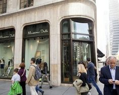 Massimo Dutti : Racked NY