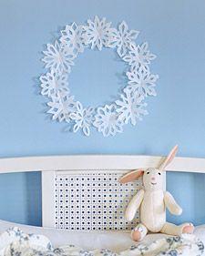 DIY CRAFTS paper flower wreath