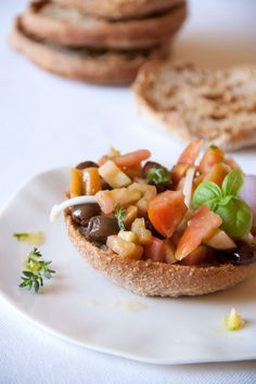 Corn and tomatoes are the essence of the kitchens that overlook the Mediterranean...  www.ExploringLifestyles.com