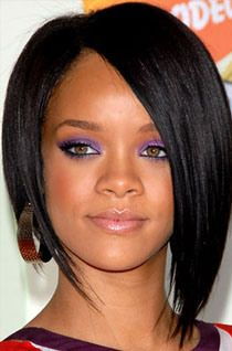 Asymmetrical Bob Hairstyles for Women -- I really like this style but I'm not sure I could pull it off.